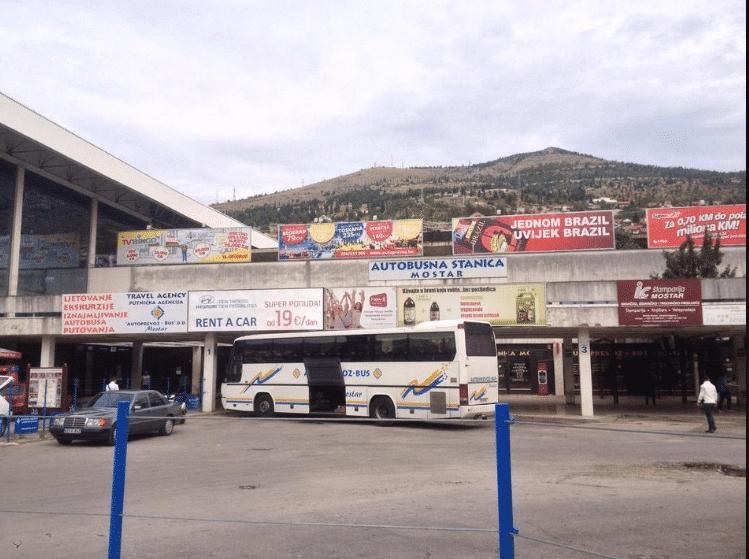 Mostar Otobüs Terminali