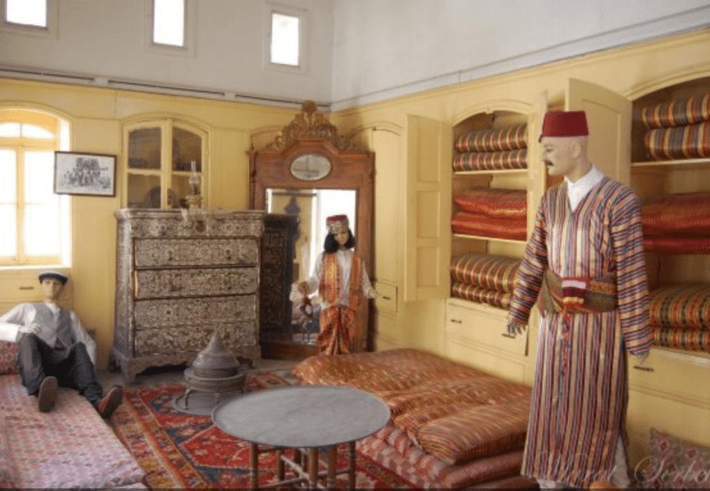 hasan suzer etnografya muzesi