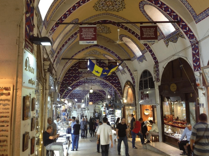 Kapalıçarşı _ Grand Bazaar