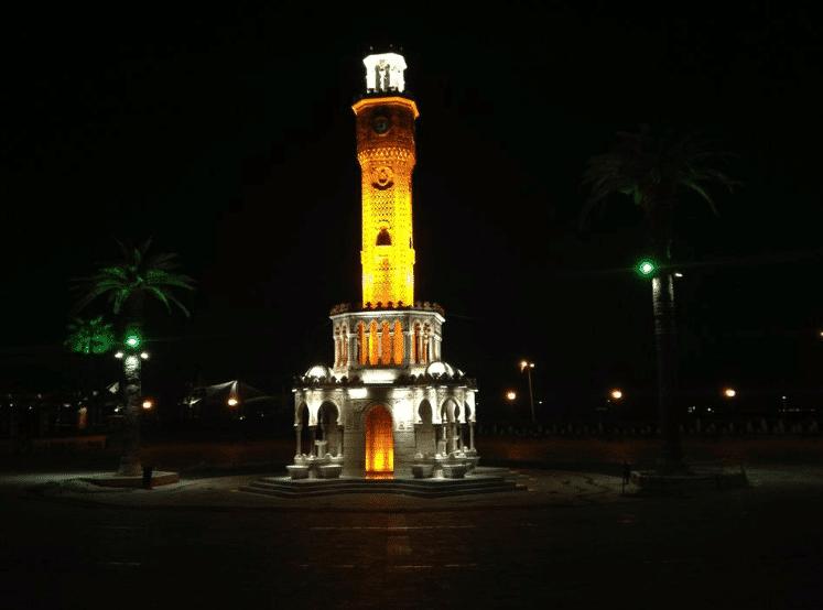 izmir saat kulesi İzmir