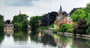 Aşıklar Şehri Brugge'ü Gezmeye Doyamayacaksınız!