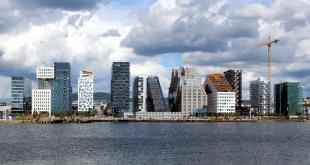 Güzel memleket Norveç ve onun başkenti Oslo!