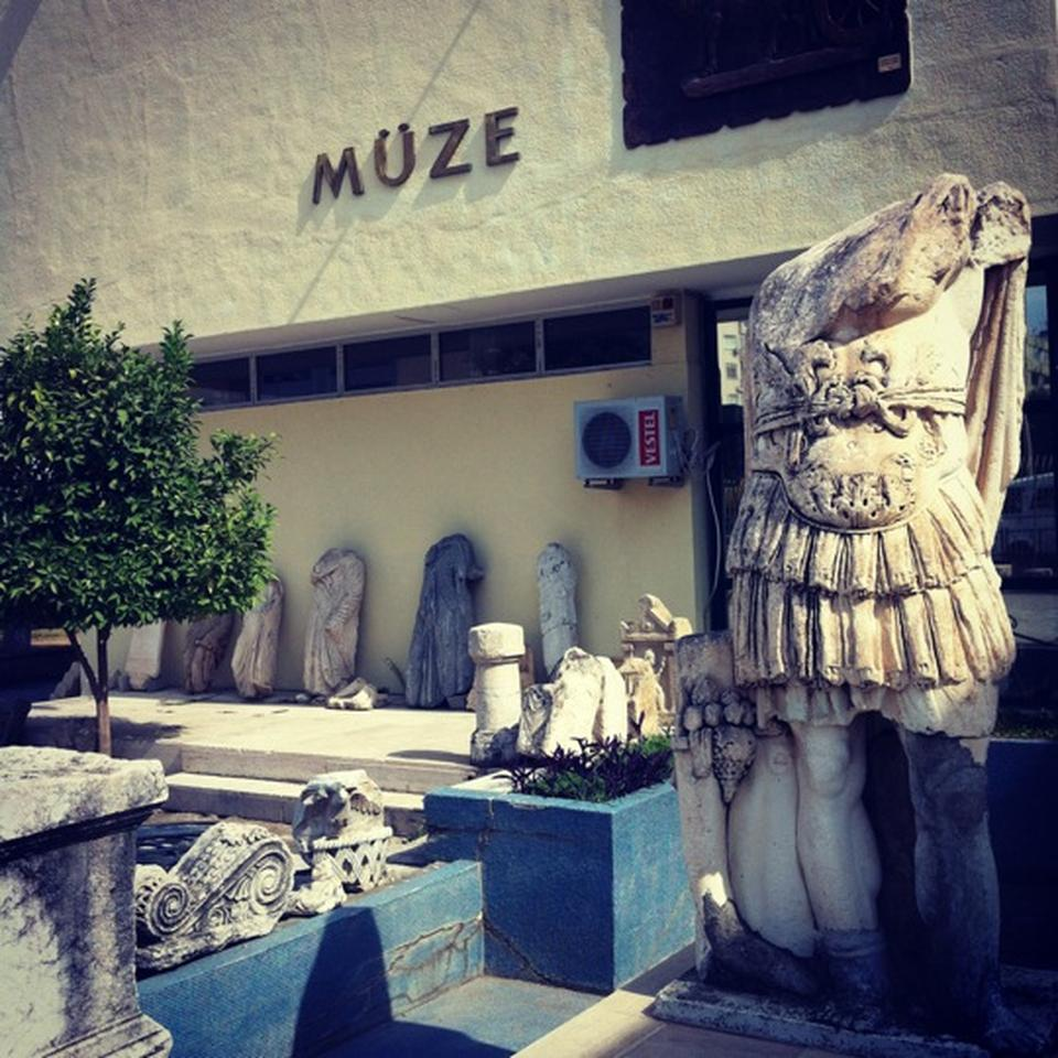Adana arkeoloji müzesi