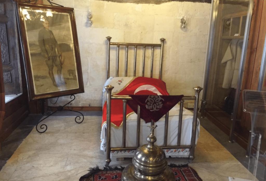 Atatürk anma Müzesi Gaziantep