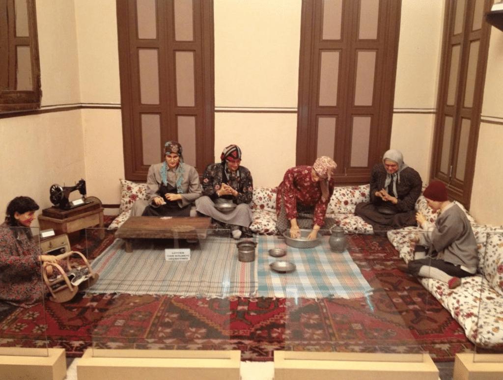 Emine Göğüş Gaziantep Mutfak Müzesi