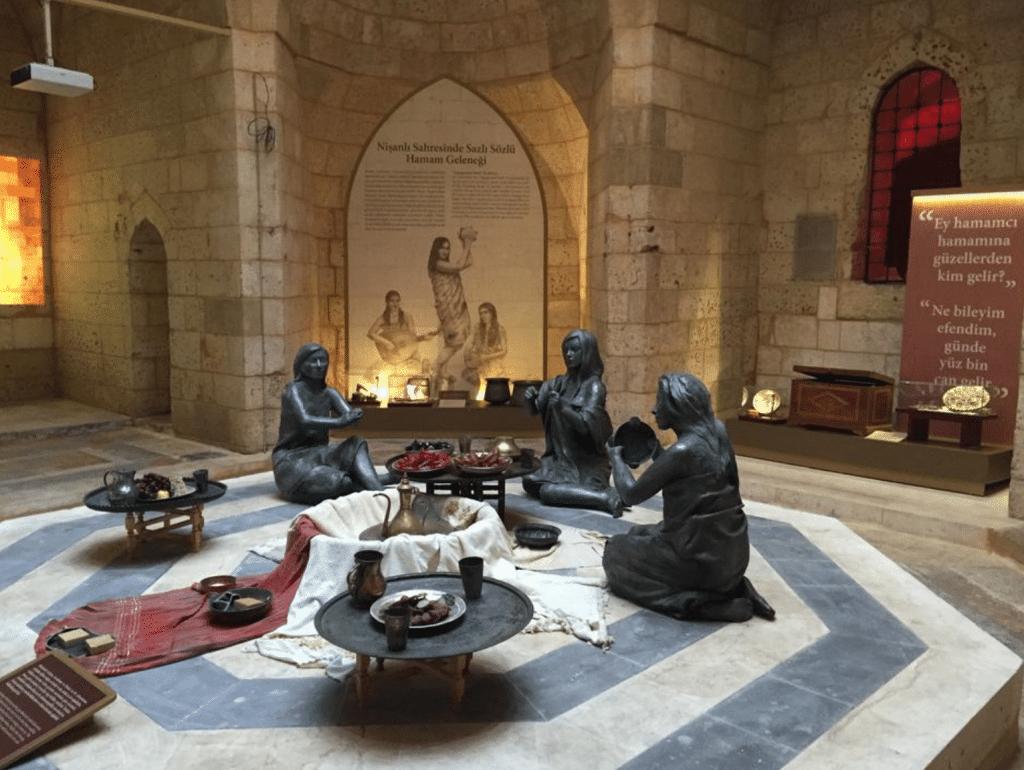 Gaziantep hamam Müzesi-