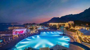 Mirage park Resort havuz